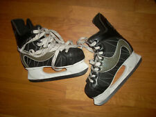 LOT 2 BOYS Hockey A+ Skates ~American COUGAR 448 Y 6 / & BRUINS Shirt CLEARANCE!
