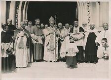 PARIS c.1930 - Oeuvre d'Auteuil Archevêque de Reims Évêque de Dakar- PRM 239