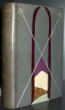 MUCKENBRUNN - HALLBERG: Le Ski / EO 1930 / Reliure signée