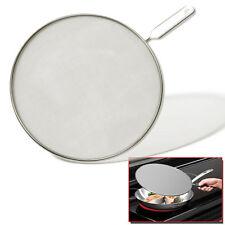 Easy Clean Splatter Screen Cooking Utensils
