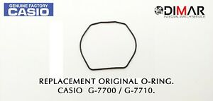 Casio Gasket / Back Seal Rubber, o-Ring, For G-7700/G-7710