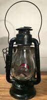 Vintage Dietz Junior Wagon Lantern Lamp, Early 1910s, Excellent