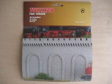 HO - Vollmer - ref.44505 o 4505 - Arcadas (2 piezas de dos arcos)