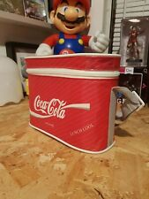 1980s Coca Cola Lunch Cooler