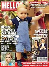 HELLO,KATE MIDDLETON,Prince George,Debbie Harry,Mark Wright, Katherine Jenkins