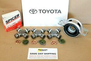 Toyota Tacoma 2005-2015 V6 Rear Driveline U-Joint Hanger Bearing Kit Dana Spicer