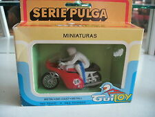 Guiloy Motor Sanglas in White/Red in Box