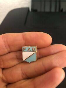 Argentina BOXING FEDERATION pin badge ENAMELED