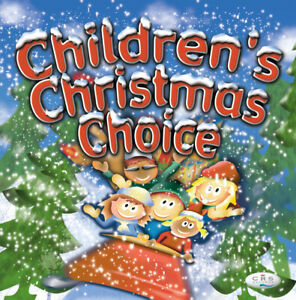 Children's Christmas Choice  20 great kids xmas songs  *NEW & WRAPPED*