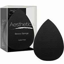 Aesthetica Cosmetics Beauty Sponge Blender Latex Free and Vegan Makeup Sponge