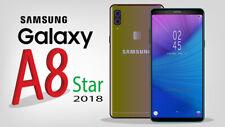 SAMSUNG GALAXY A8 STAR (2018) sbloccato telefono cellulare Smartphone-Ottime