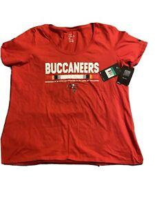 Womens Nike Tampa Bay Buccaneers, SS Shirt, XL, LAST ONE!