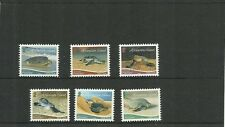 ASCENSION ISLAND 2015 NEW ISSUE GREEN TURTLES SET - MNH