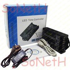 CENTRALINA LED ALBA TRAMONTO PER ACQUARIO TERRARIO RGB 5 CANALI TC420 CONTROLLER