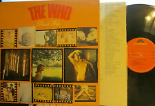 WHO - Direct Hits (Polydor MPS 4020) (Mono) (Japan) (with insert)
