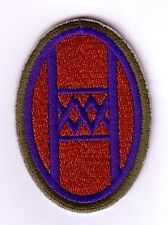 INSIGNE patch 30th INFANTRY DIVISION  ... repro
