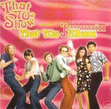 That 70's Show: Jammin - 1999 TV Series-Soundtrack CD