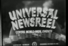 UNIVERSAL NEWSREELS 1940S ALMOST 15 HOURS ON 4 DVDS