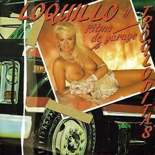 LOQUILLO Y TROGLODITAS-RITMO DE GARAGE SINGLE VINILO 1989 SPAIN EXCELLENT COVER-