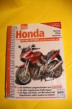 Honda CBF 1000 ab 2006  Reparaturanleitung Handbuch