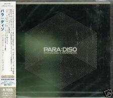 jazz cd PARA-DISO PARADISO PARADISE II PARANOIA JAPAN new / sealed