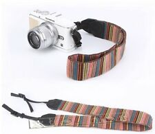 Camera Neck Strap for Nikon D7100 D3100 D3200 D5000 D5100 D5200 D7000 D800 D90