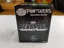 Loot Crate DX Deadpool Mr. Potato Head Poptaters - box sealed
