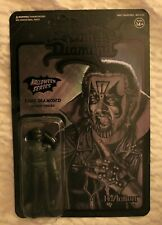 Super7 SDCC 2019 - King Diamond Black on Black Edition ReAction Figure - IN HAND