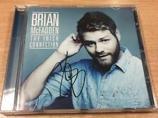 BRIAN MCFADDEN THE IRISH CONNECTION SIGNED AUTOGRAPH CD ALBUM