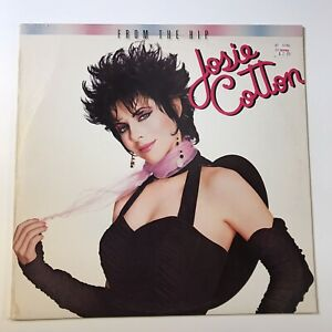 From the Hip by Josie Cotton (1984 Elektra 60309-1 Stereo Promo LP)