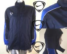 Nike Men's Vintage Windrunner Lightweight Hooded NEW Navy Blue Football ~ Large
