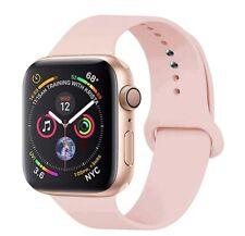 Correa de silicona deporte para Apple watch series  para 38-40/40-42mm