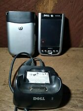 Dell Axim x51v Handheld PDA ~ Accessories ~ Pre-Owned ~ Excellent ~ With Manual