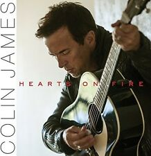 Colin James - Hearts on Fire [New CD] Canada - Import