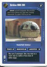 Star Wars CCG Premiere White Border Ubrikkian 9000 Z001