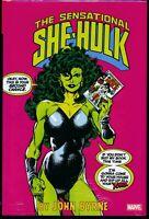 Sensational She-Hulk by John Byrne Vol 1 Omnibus Sealed Variant Cover Hardcover