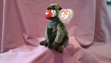 TY beanie babies Cheeks the baboon 18th May 1999
