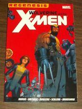 Wolverine & X-Men Regenesis by Jason Aaron (Paperback, 2012)< 9781846535130
