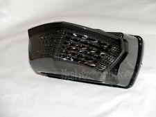 LED Heckleuchte Rücklicht schwarz Yamaha TDM900 TDM 900 smoked tail light