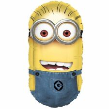 """Despicable Me Minions Birthday Party Supply SuperShape Jumbo Balloon 26"""""""