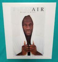 NEW Rare Michael Jordan Rare Air Coffee Table Book Hardcover (Factory Sealed)