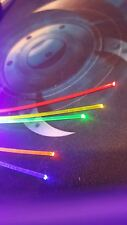"High Visibility 1.5 mm/.060"" Fluorescent Fiber Optic replacement rods for Guns"
