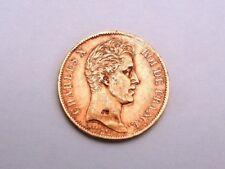Pièce OR. 40 Francs. CHARLES X. 1830 A. TTB/SUP - MICHAUT. Monnaie OR XIX° - JG