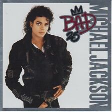 Michael Jackson Bad 25 2-CD Set incl: Liberian Girl, Man In The Mirror 2012