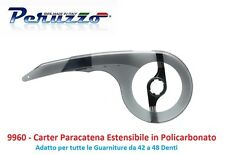 Carter Paracatena Estensibile Fumè x Guarnitura 42/48 per Bici 20-24-26 Olanda