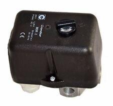 Condor Druckschalter MDR 2/11 230 Volt G1/4 mit 4-Wege Flansch +EV