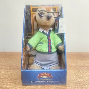 MEERKAT MAIYA NEW IN BOX WITH CERTIFICATE & TAG - Compare the Market Original