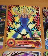 DRAGON BALL SUPER Z DBZ DBS HEROES CARD PRISM CARTE SH7 04 R RARE DBH JAPAN NM>M