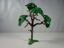 "PLAYMOBIL- ""ESPECTACULAR GRAN ARBOL CUSTOMIZADO DE BOSQUE MEDIEVAL""- LUJO!"