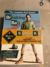 Breaking Bad Complete Series Season  1 2 3 4 5 And Final Season DVD Brand New
